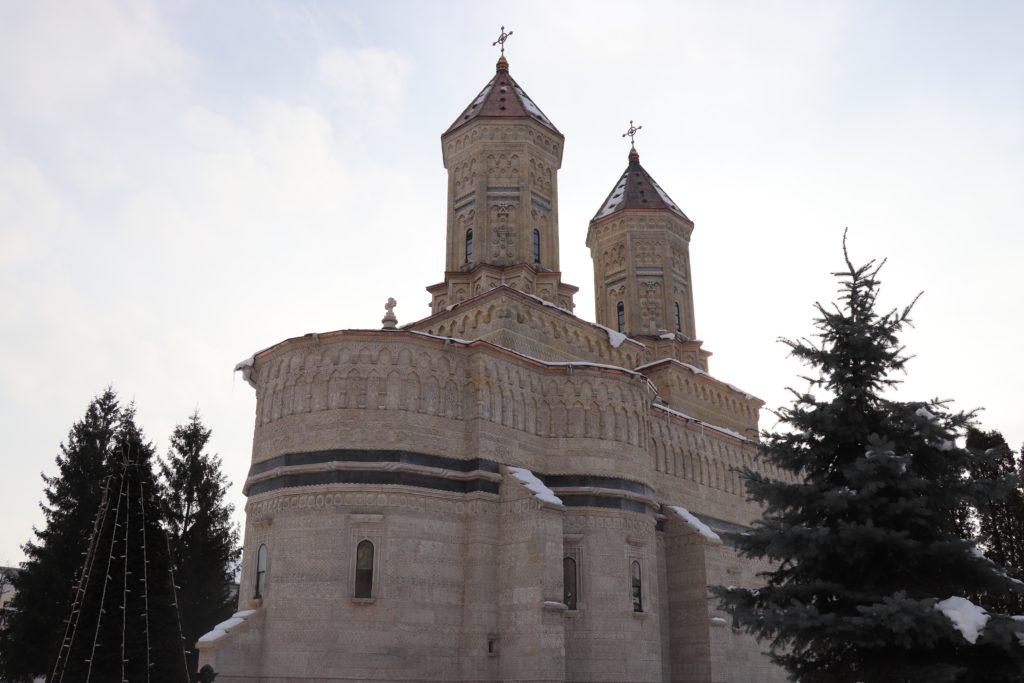 Iași - Biserica Trei Ierarhi