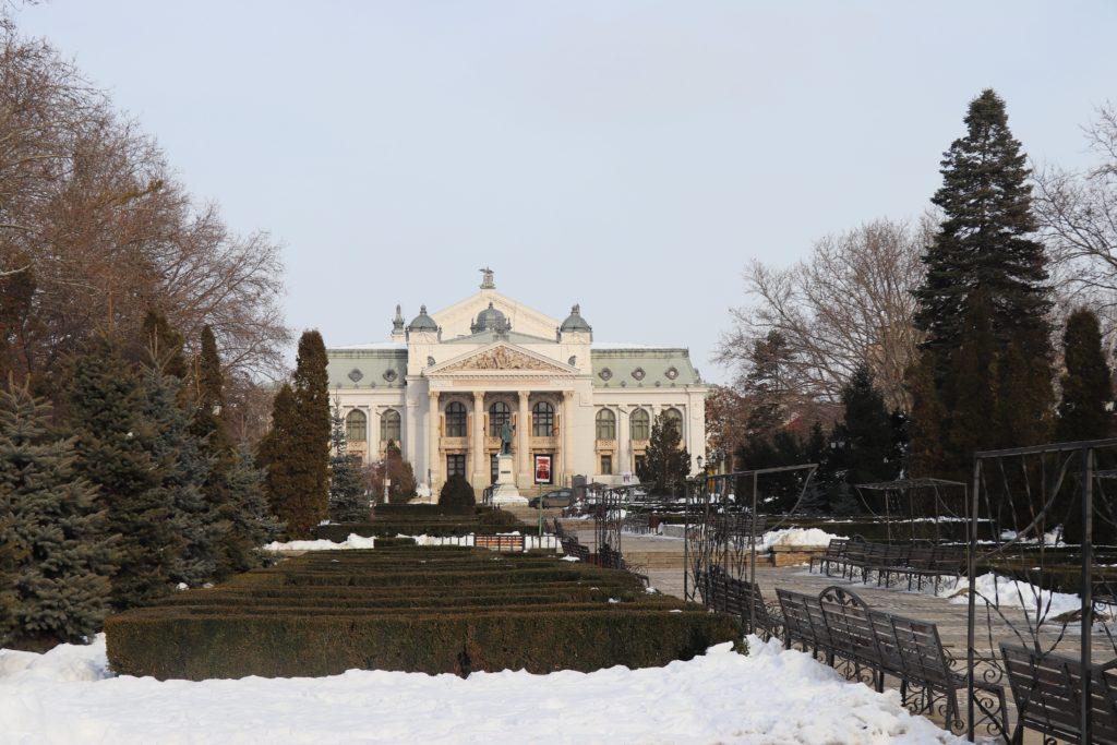 Iași - Teatrul Vasile Alecsandri