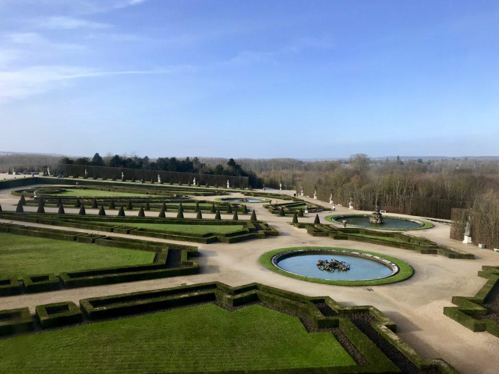 Paris - Palatul Versailles