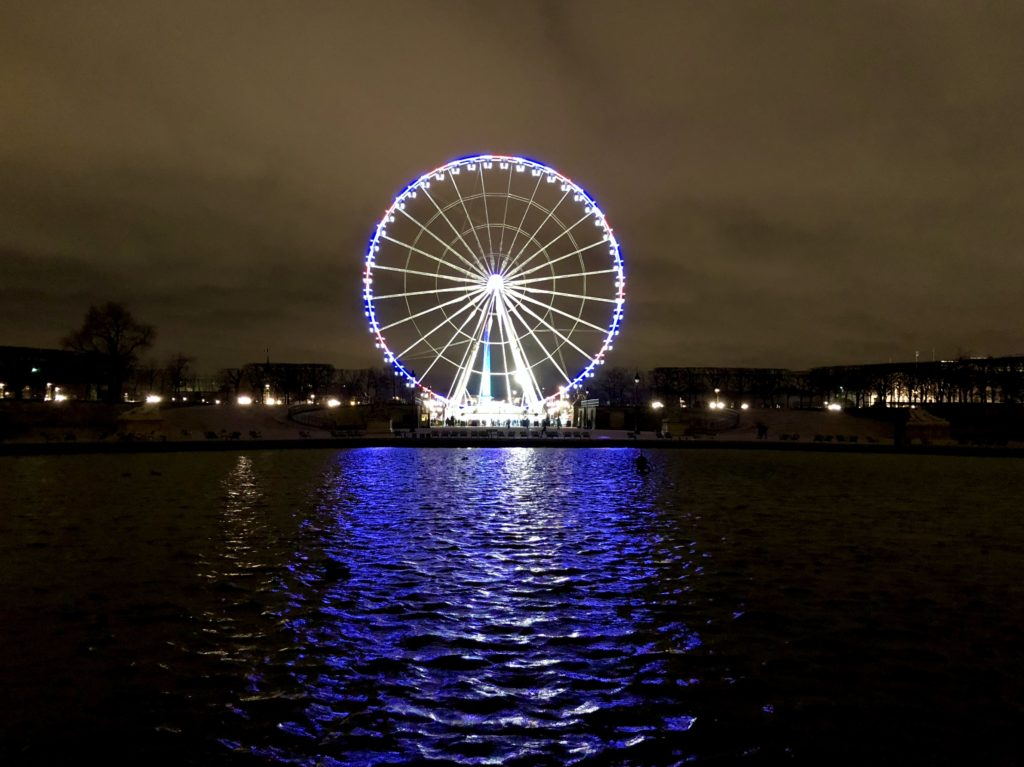Roata din Place de la Concorde