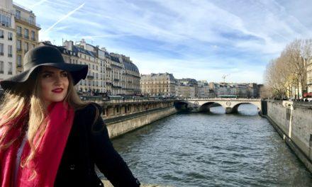 5 dintre cele mai romantice locuri din Paris