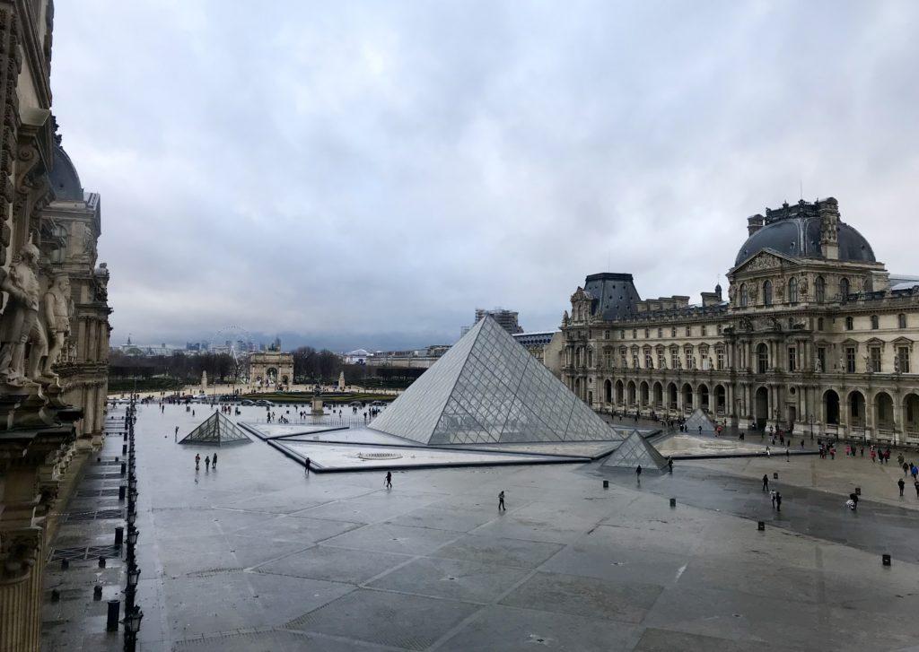 Paris - Luvru