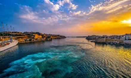 Am pornit către Malta