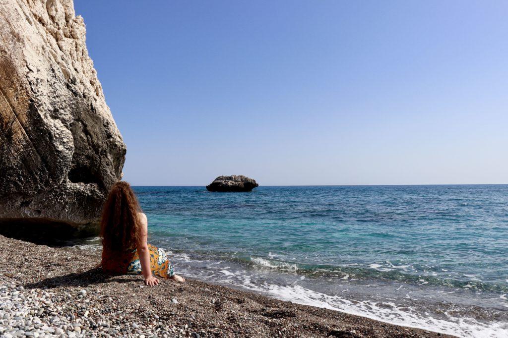 Cipru - Stâncile Afroditei