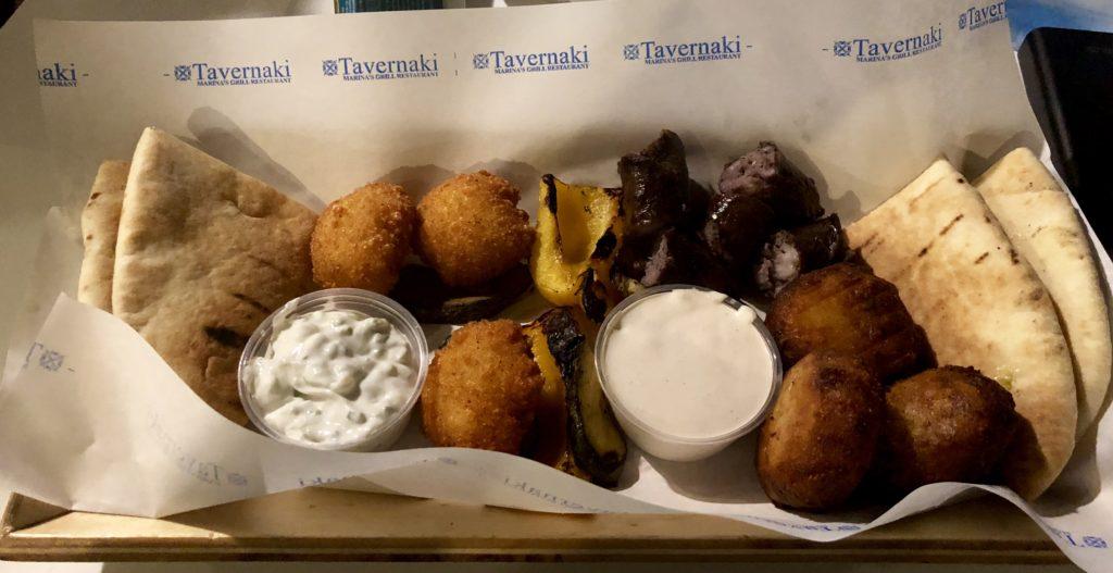 Cipru - gastronomie