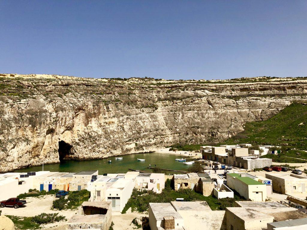 Insula Gozo, Malta