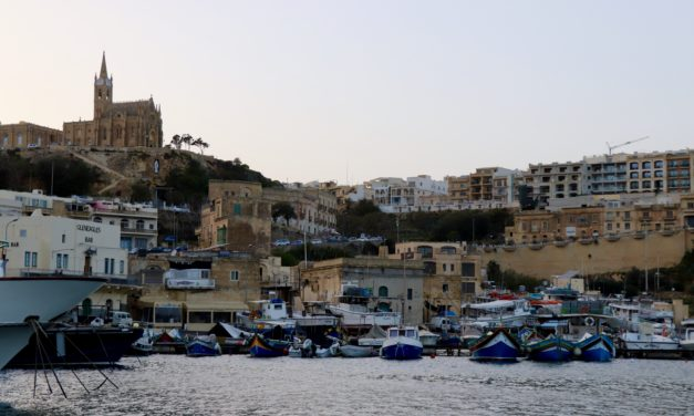 Malta – o zi pe insula Gozo