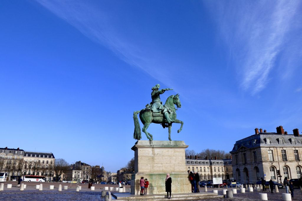 Palatul Versailles, Paris