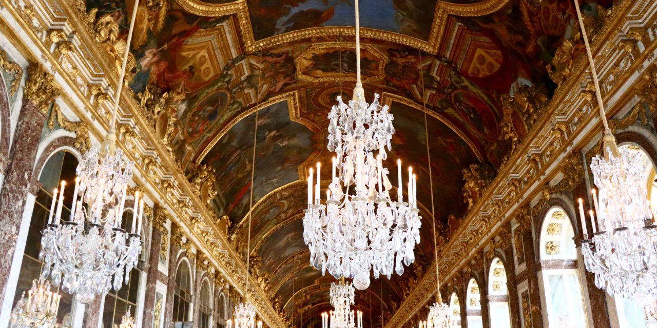 Palatul de la Versailles în imagini