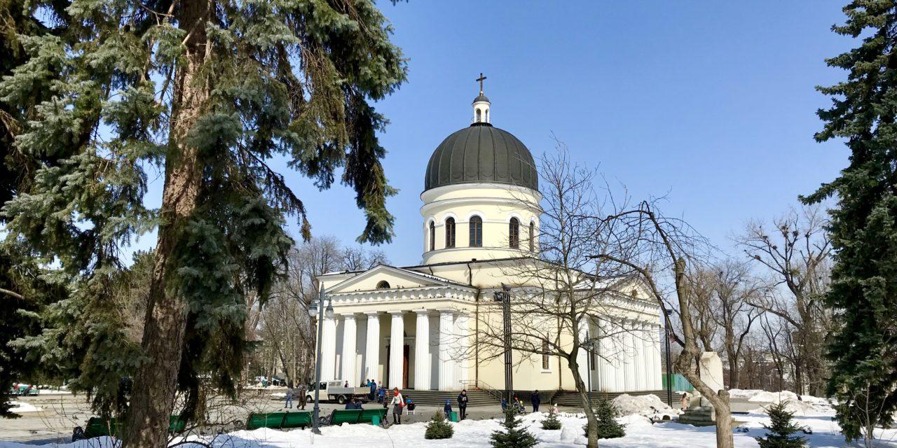 Visător în Chișinău – primele impresii din Republica Moldova