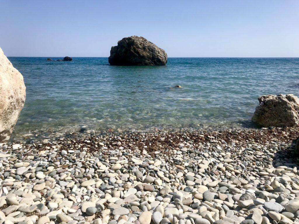 Stâncile Afroditei, Cipru