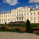 Amintiri din Letonia – Palatul Rundale