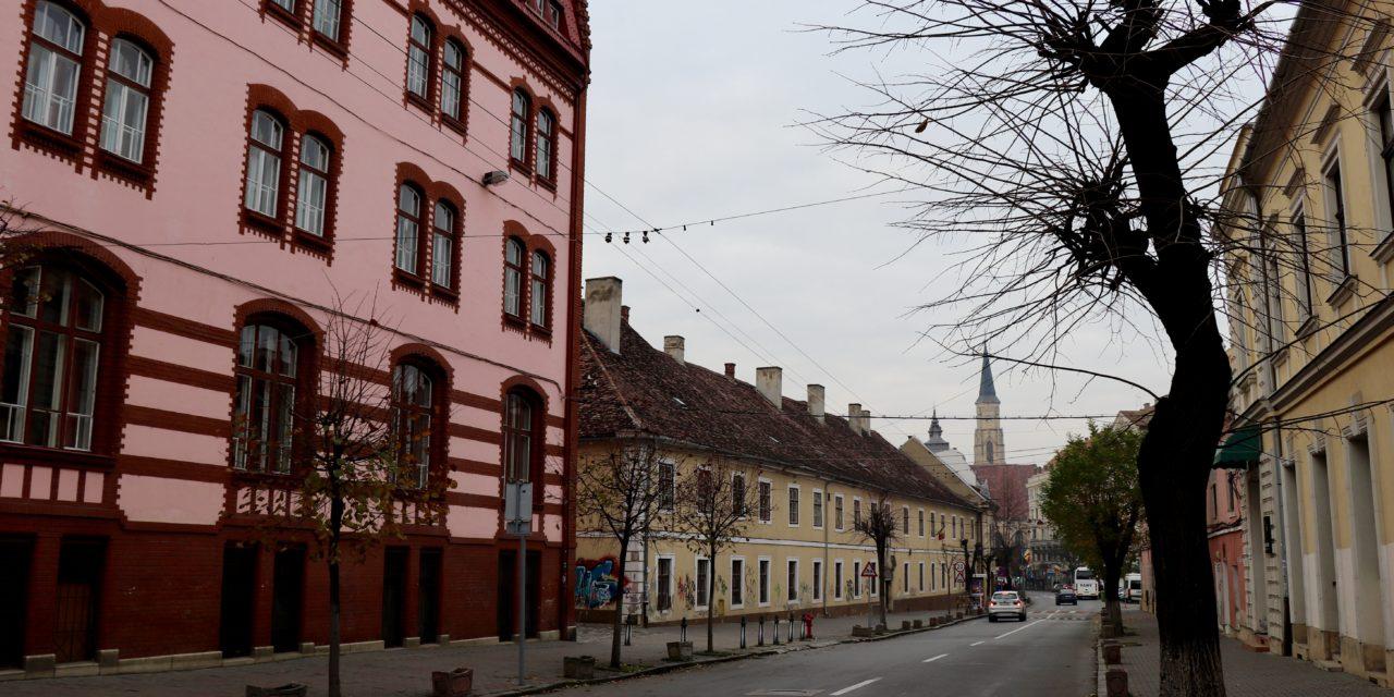 Visător în țara mea – pe străzile din Cluj-Napoca