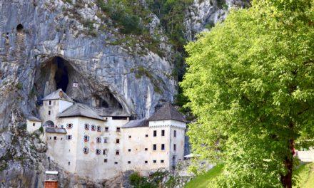 Minunile din Slovenia – Castelul Predjama