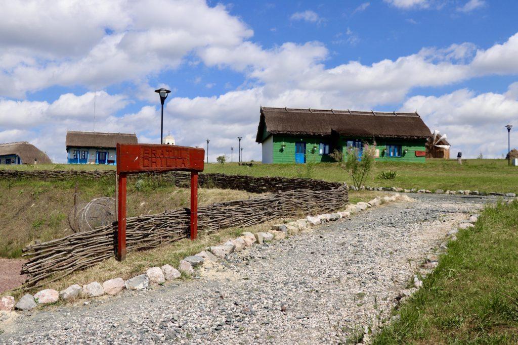 Satul Tradițional Pescăresc din Tulcea