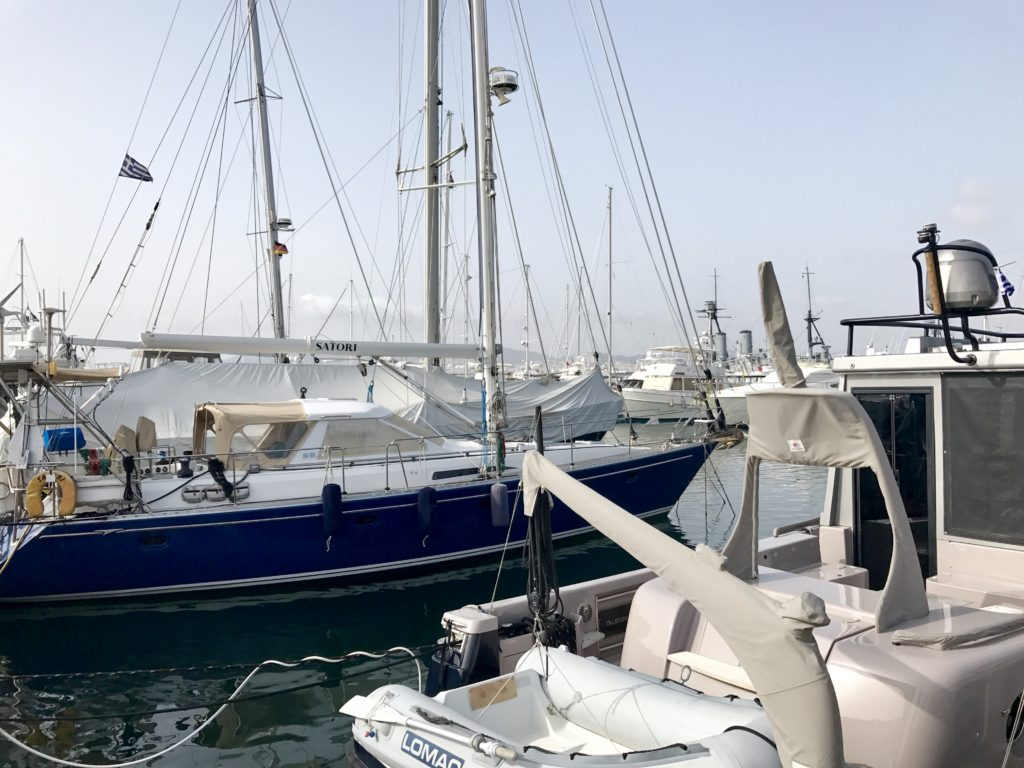 Atena - Flisvos Marina