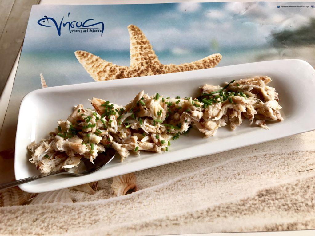 Atena - Gastronomie
