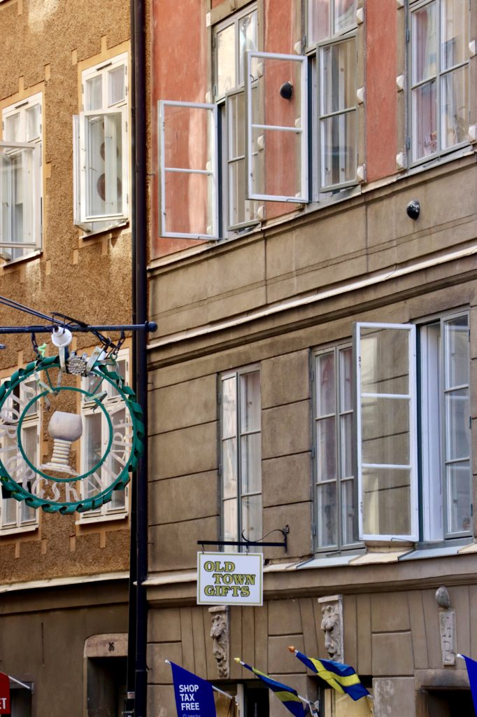 Stockholm - Gamla Stan