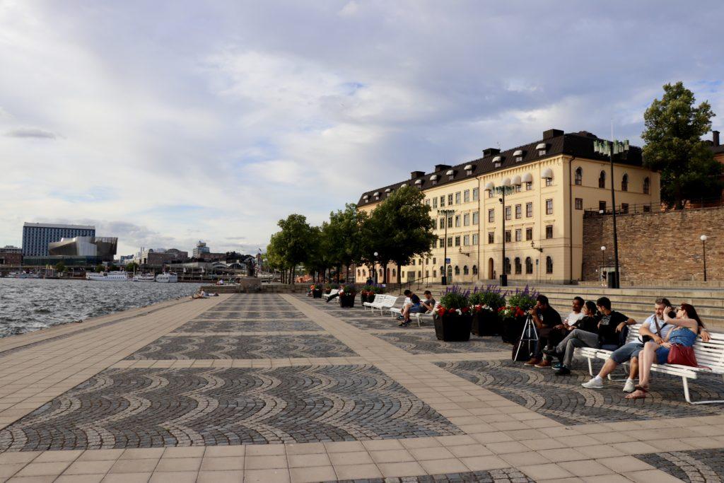 Stockholm - Insula Riddarholmen