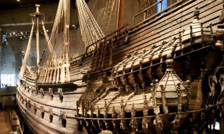 Muzeul Vasa din Stockholm – întâlnire cu istoria din anii 1600