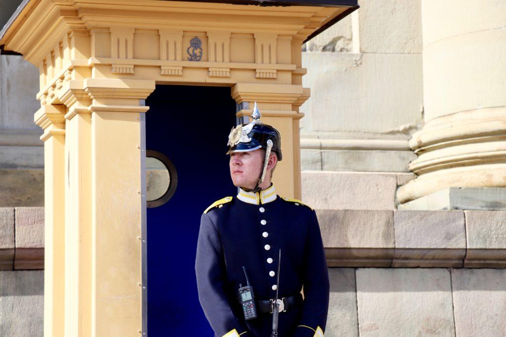 Stockholm - Palatul Regal