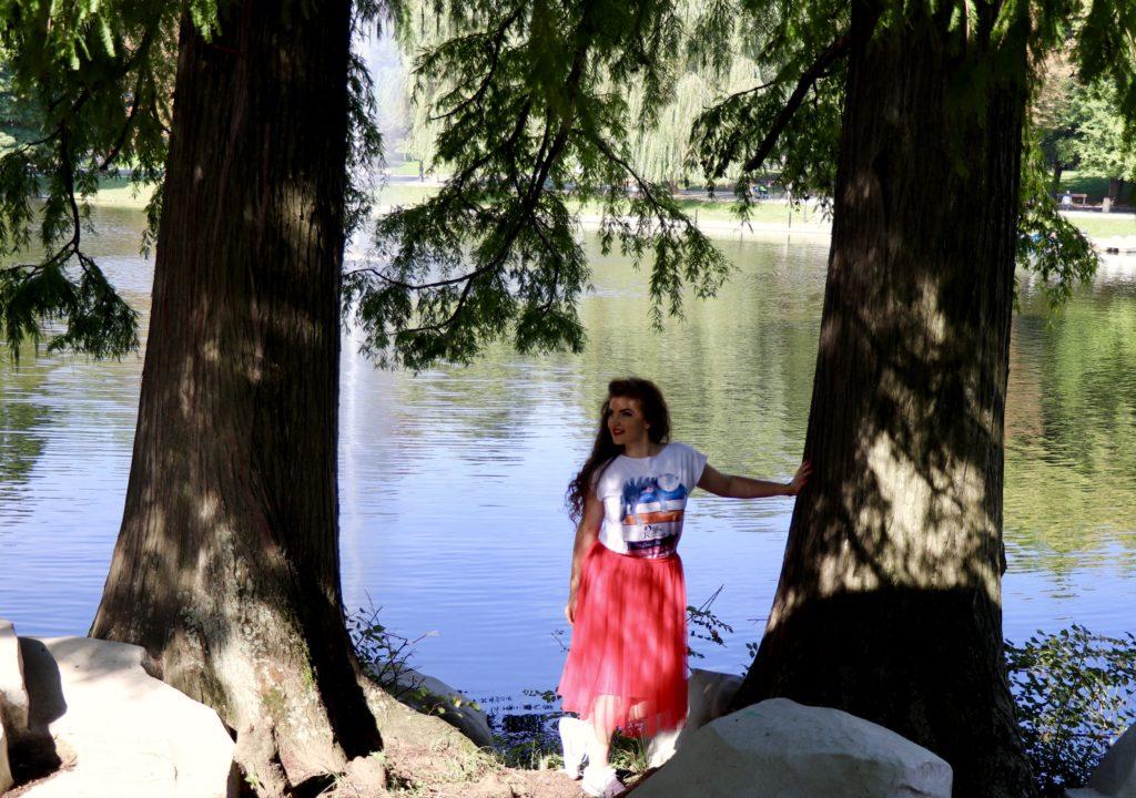 Craiova - Parcul Nicolae Romanescu