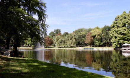 Parcul Nicolae Romanescu și Grădina Botanică din Craiova