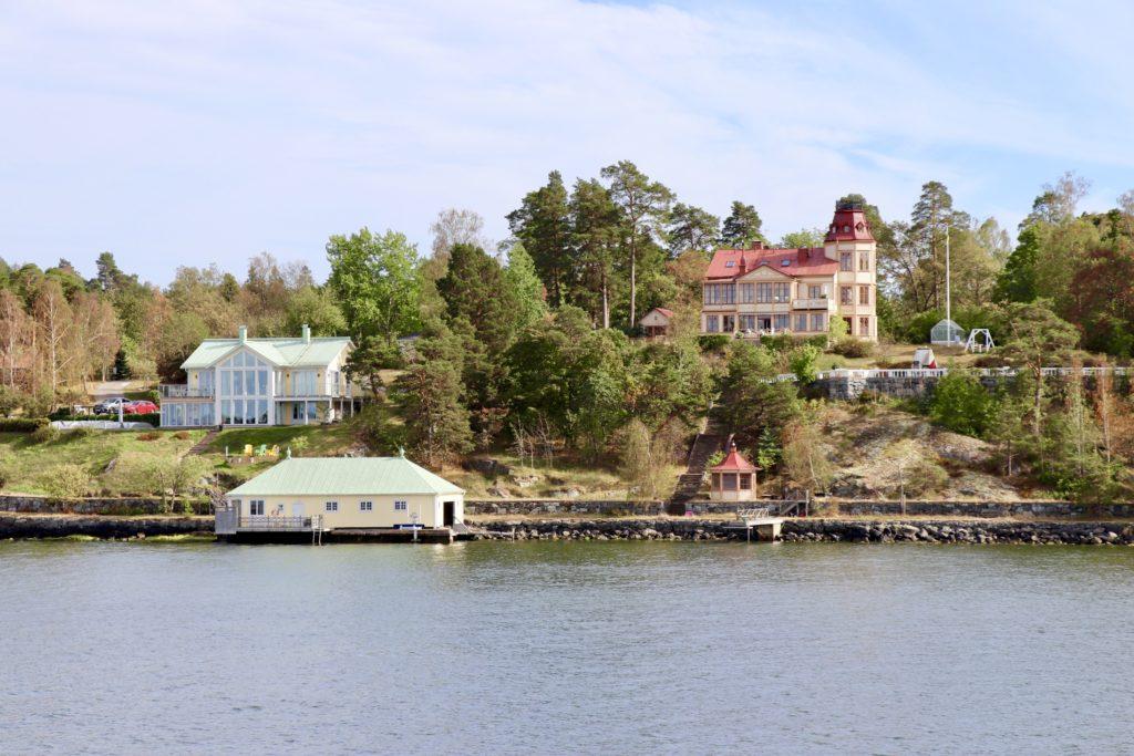 Croazieră către Arhipelagul Stockholm