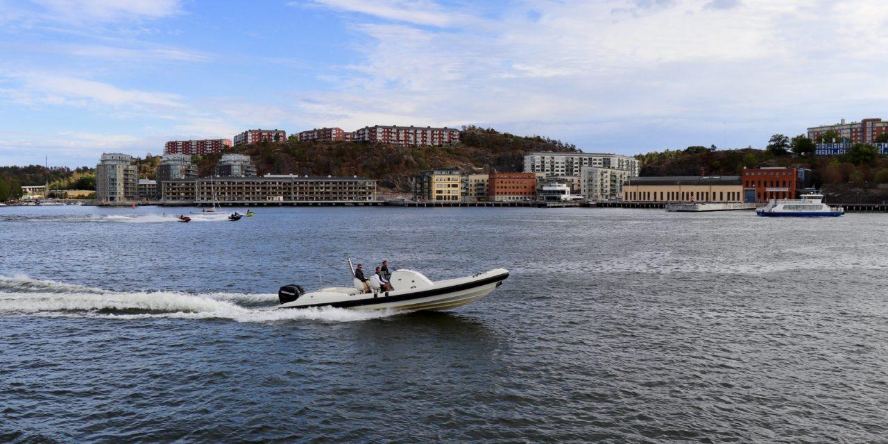 Croazierele, unele dintre cele mai îndrăgite activități din Stockholm