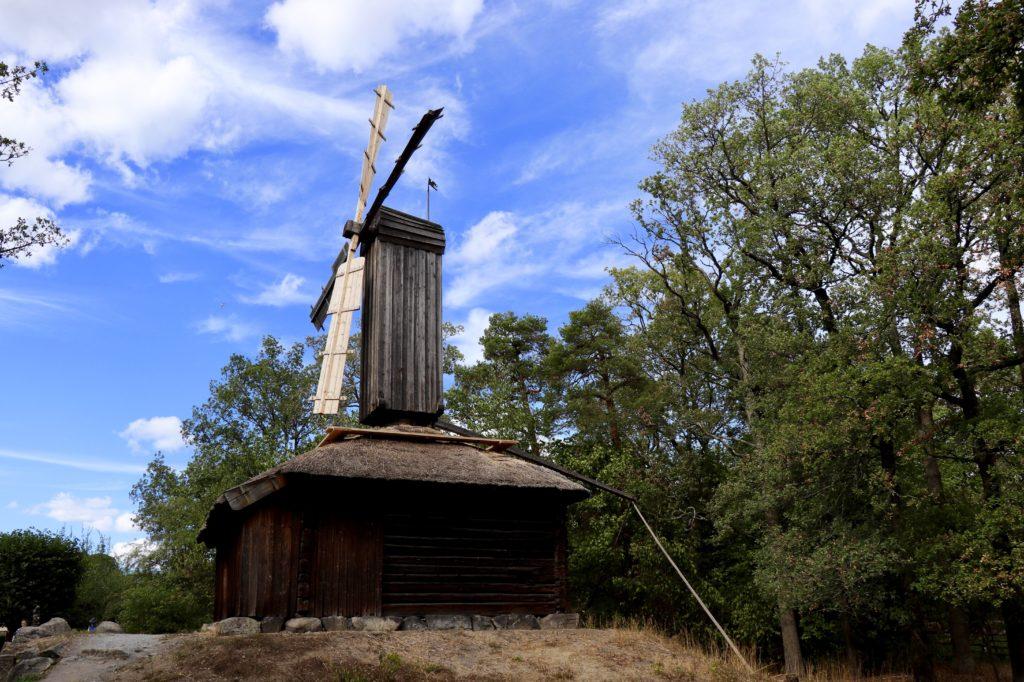 Muzeul Skansen din Stockholm