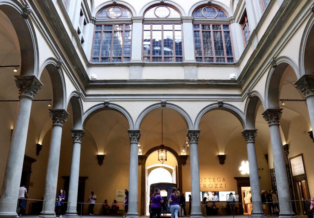 Florența - Palazzo Strozzi