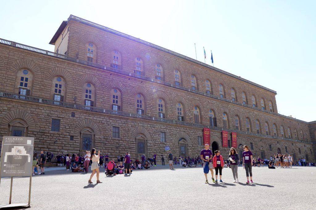 Florența - Palazzo Pitti