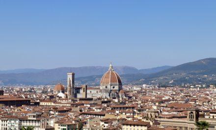 Cât de intensă poate fi o zi în Florența?