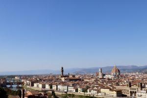 Florența - Piazzale Michelangelo