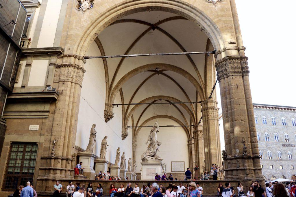 Florența - Galleria degli Uffizi