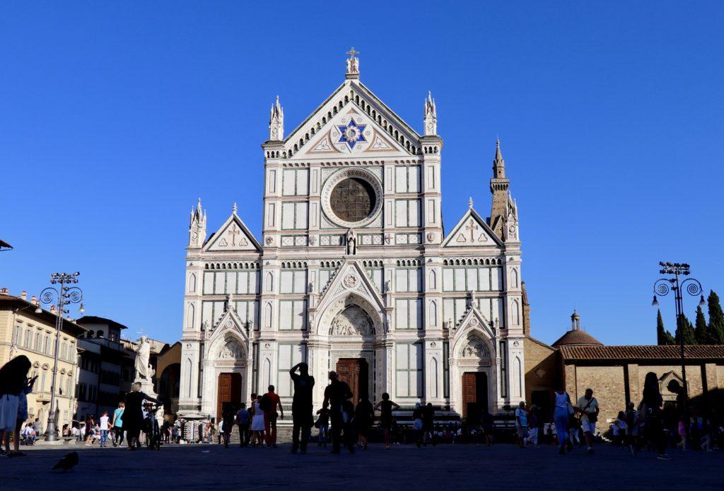 Florența - Biserica Santa Croce