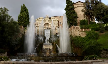 Villa d'Este din Tivoli – atunci când arta și natura se contopesc