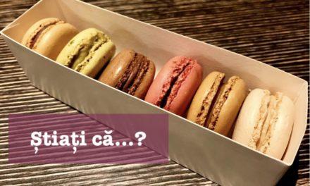 Știați că… macarons au luat naștere în Italia, nu în Franța?