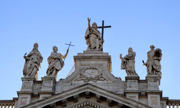 Cele patru bazilici papale din Roma