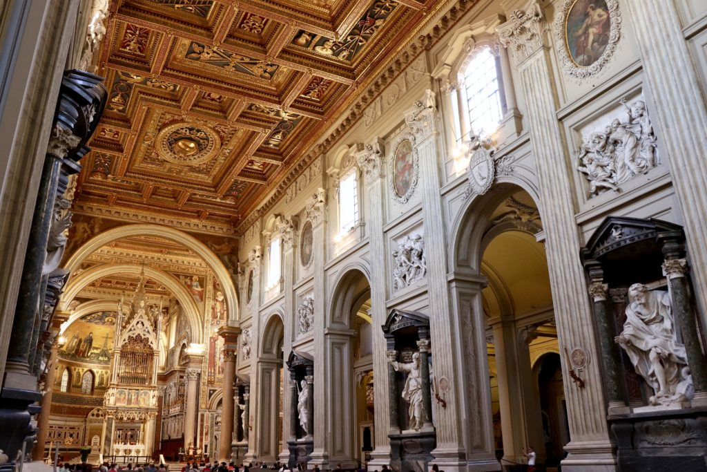 Basilica San Giovanni in Laterano