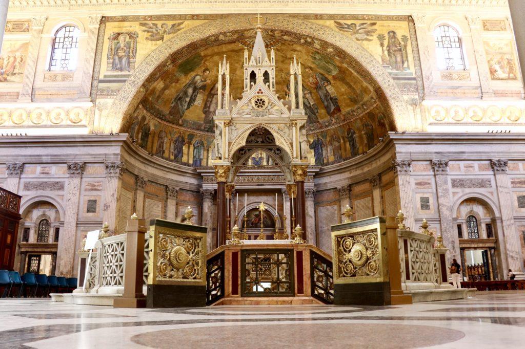 Bazilica San Paolo fuori le Mura