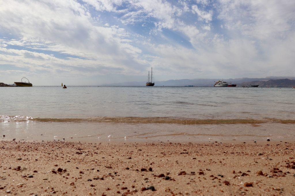 Marea Roșie, Aqaba, Iordania