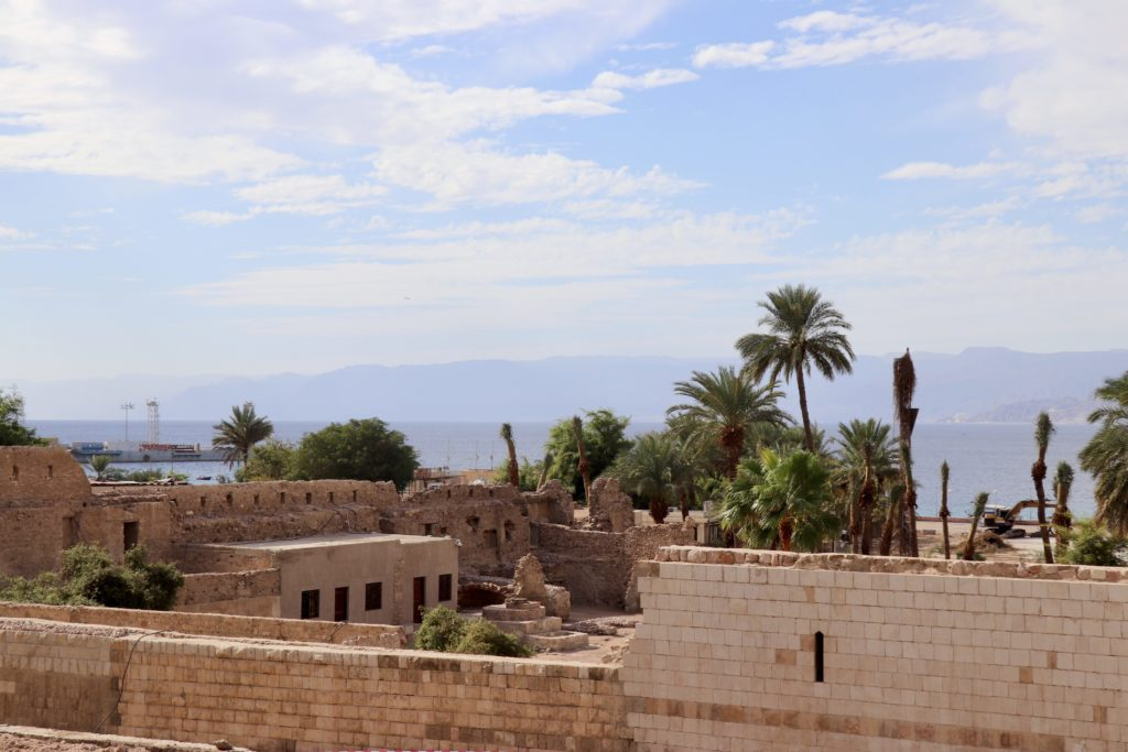 Castelul din Aqaba, Iordania