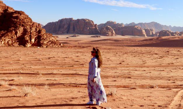 Sfaturi pentru a vă organiza o excursie în Iordania