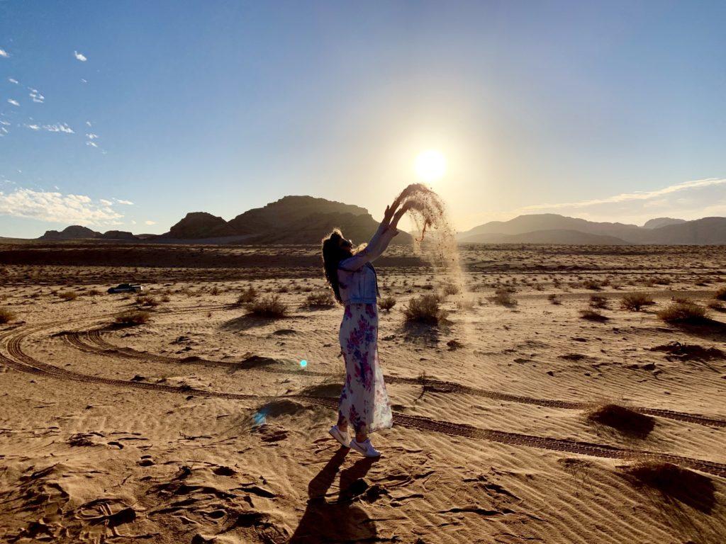 Wadi Rum, Iordania