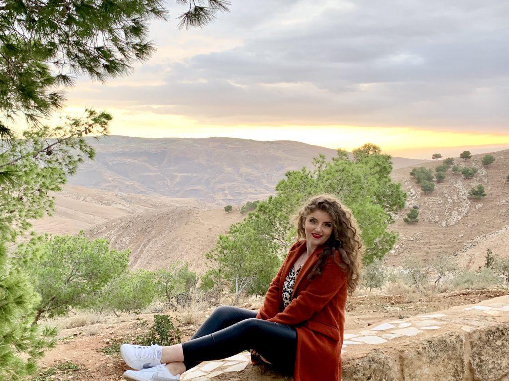 Muntele Nebo, Iordania