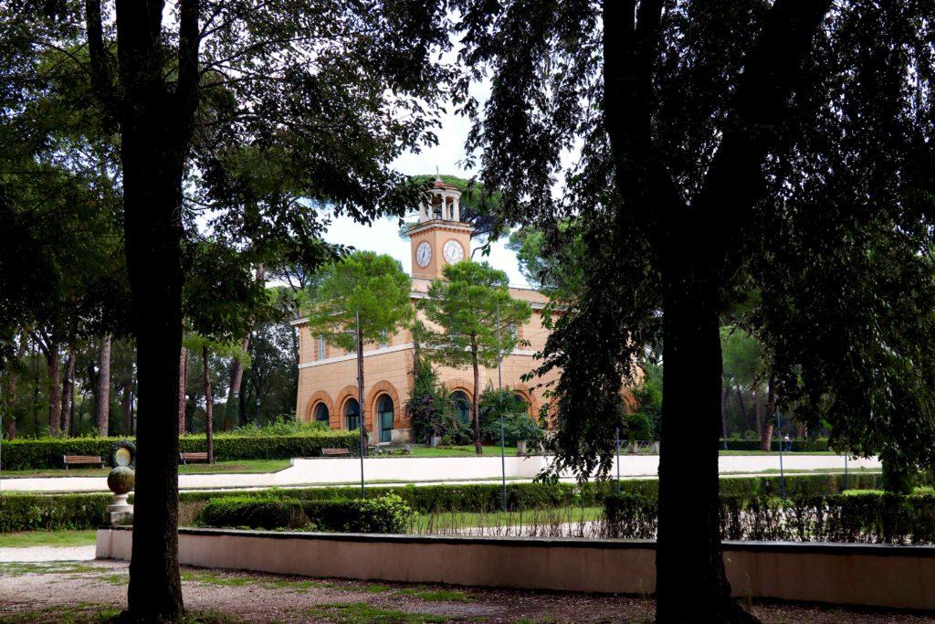 Grădinile Borghese