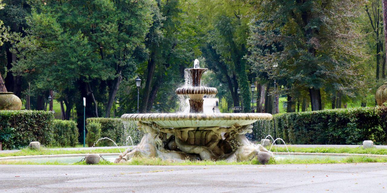 Grădinile Borghese – o oază de liniște în mijlocul Romei