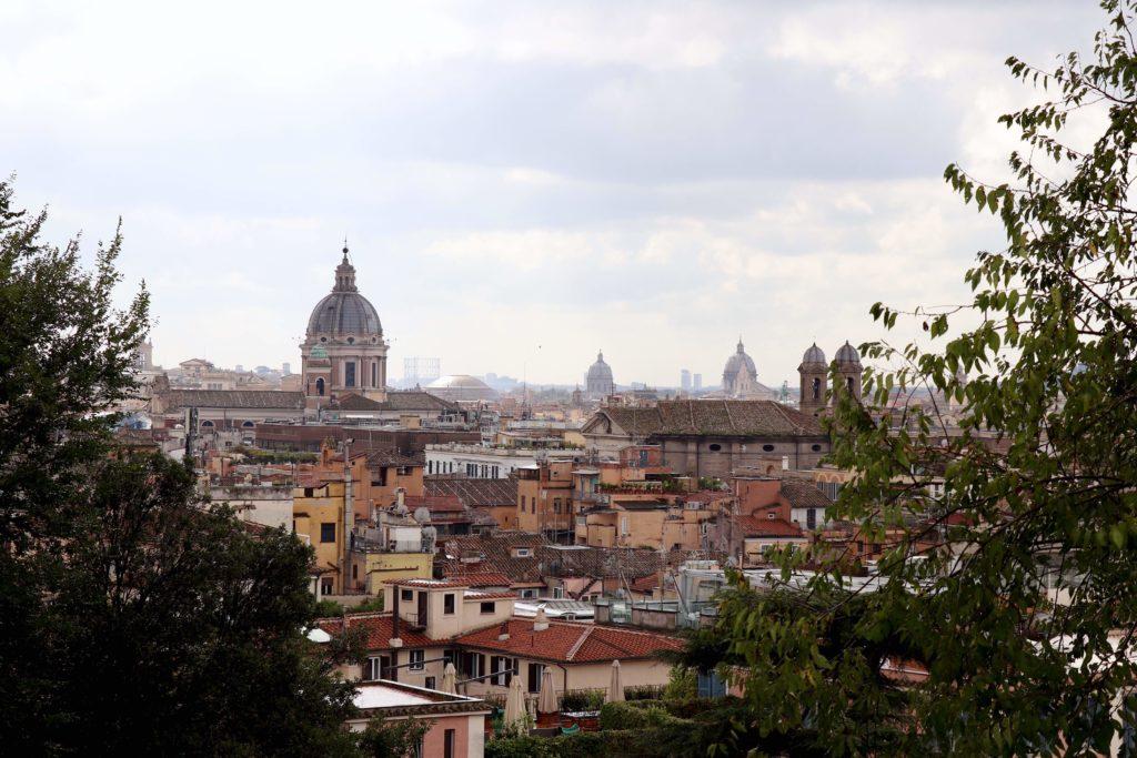 Priveliște din Piazzale Napoleon