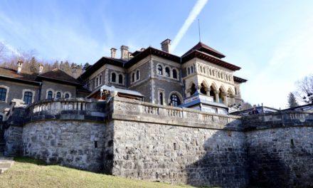 """Castelul Cantacuzino din Bușteni și dovezile unei Românii înfloritoare din """"La Belle Epoque"""""""